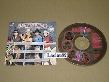 Bronco Por El Mundo 1992 Ariola Cd Mexico