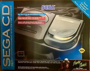 Sega-CD-Model-2-for-Genesis-Console-Video-Game-System-Brand-New