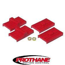 Prothane Rear Upper Lower Multi Leaf Spring Pad Camaro Firebird 70-81 7-1709