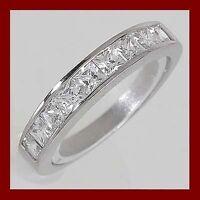 Sehr eleganter Silberring - Gr.54 - Zirkonia - 925er - Neu - Sterling Silber