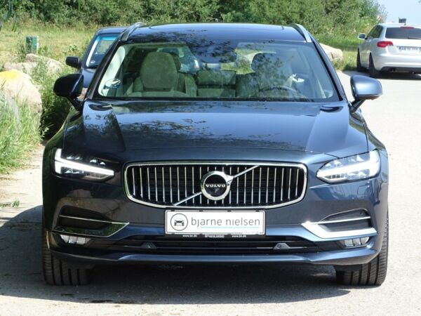 Volvo V90 2,0 T4 190 Inscription aut. - billede 3