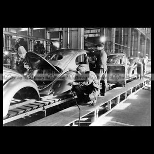 pha-002787-Photo-VW-VOLKSWAGEN-KAFER-COCCINELLE-USINE-BEETLE-FACTORY-1947-Auto