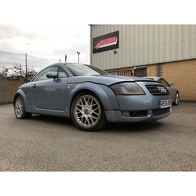 2006 Audi tt quattro 1.8 turbo 6spd accident damaged salvage spares repair
