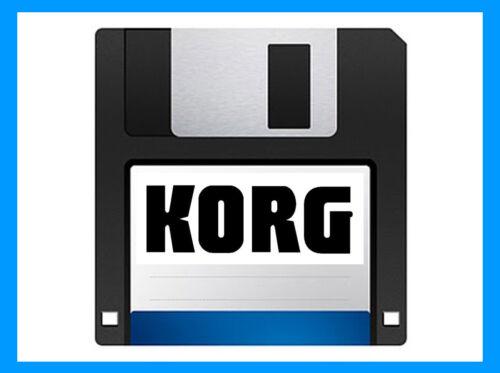 Extreme Factory Restore Patches // Sounds Korg EXB-MOSS Karma Triton