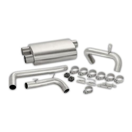 09//01-04//07 Full Exhaust System for BMW 318 2.0