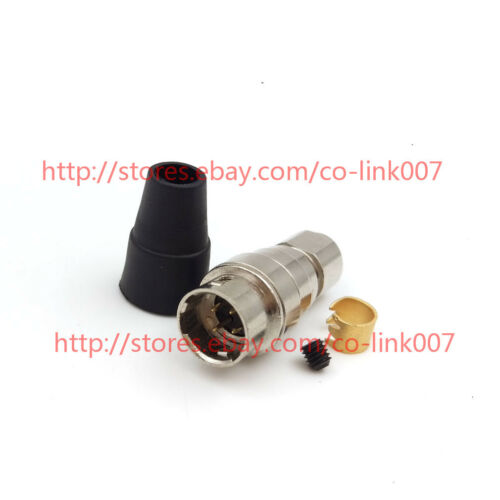 Hirose 4pin Connector Plug HR10A-7P-4P for Topcon for Sokkia Data Cable Plug