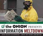 The Onion Presents Information Meltdown 2016 Calendar Onion (corporate Author)