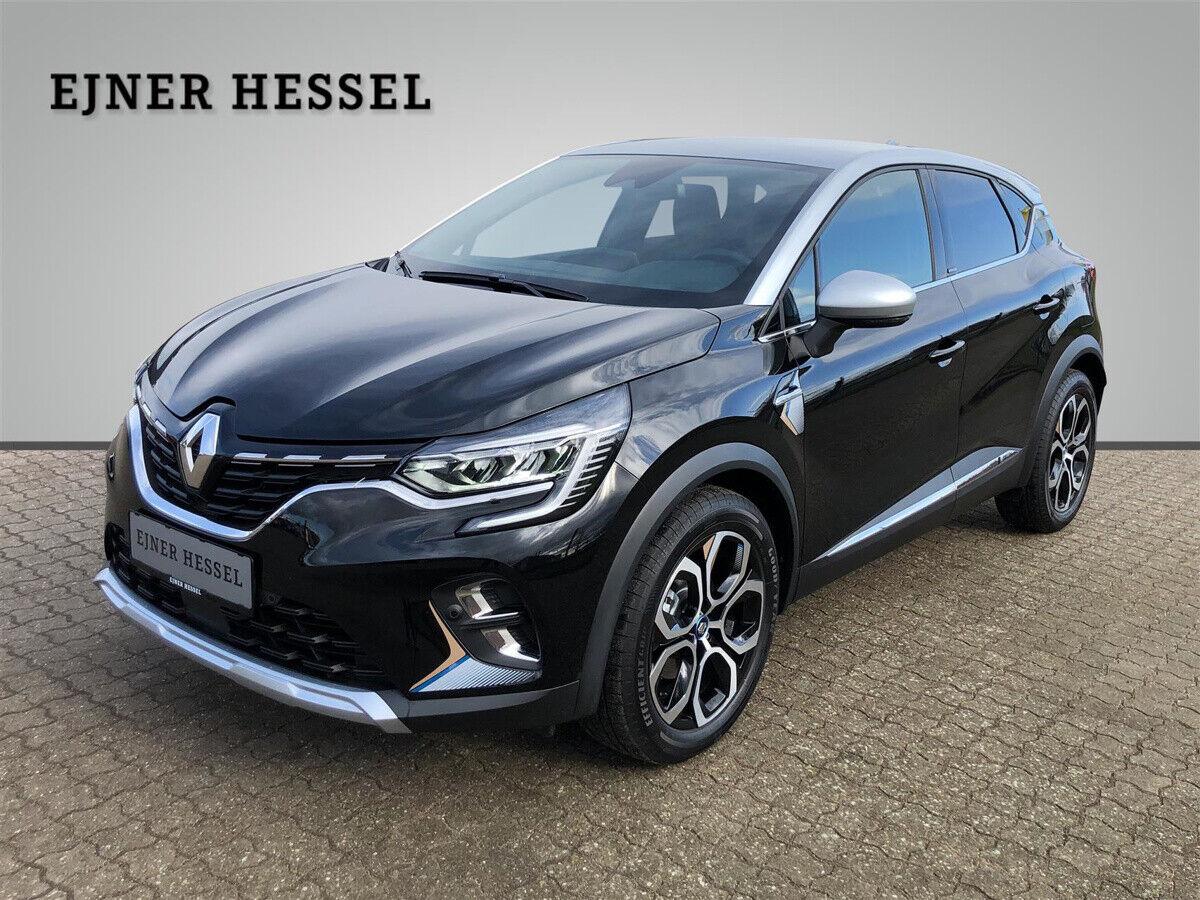 Renault Captur 1,6 E-Tech Intens 5d - 256.900 kr.