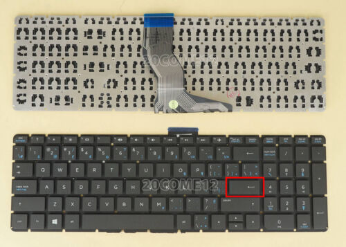 New For HP Pavilion 15-aw020ca 15-aw030ca 15-aw008ca Keyboard Canadian Clavier