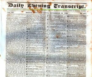 Newspaper-Dedham-Centennial-Celebration-Plan-Randolph-Indiana-1836