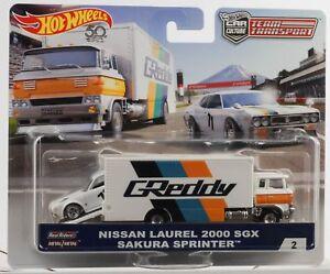 1-64-Shop-equipo-de-transporte-nissan-laurel-2000-SGX-Sakura-sprinter-Hot-Wheels