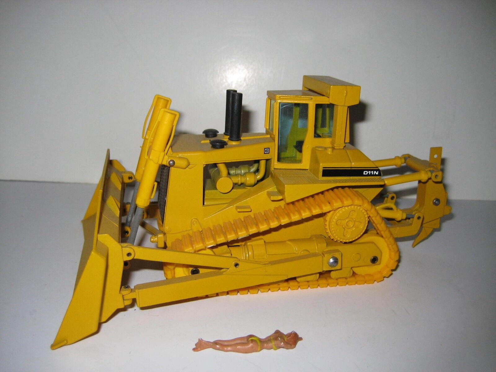 marchi di stilisti economici Caterpillar D D D 11 N RUSPA apripista Pacuomo LOGO  2852.1 Conrad 1 50  risposta prima volta