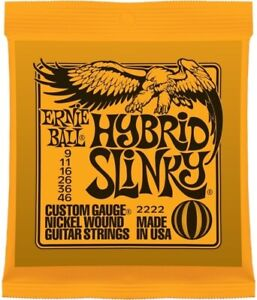 Ernie-Ball-2222-Hybrid-Slinky-Electric-Guitar-Strings-9-46