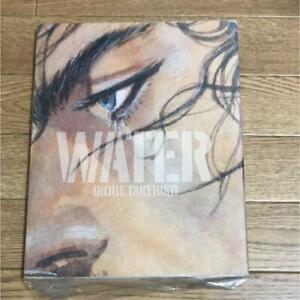 Art-Book-Takehiko-Inoue-WATER-Vagabond-Manga-Anime