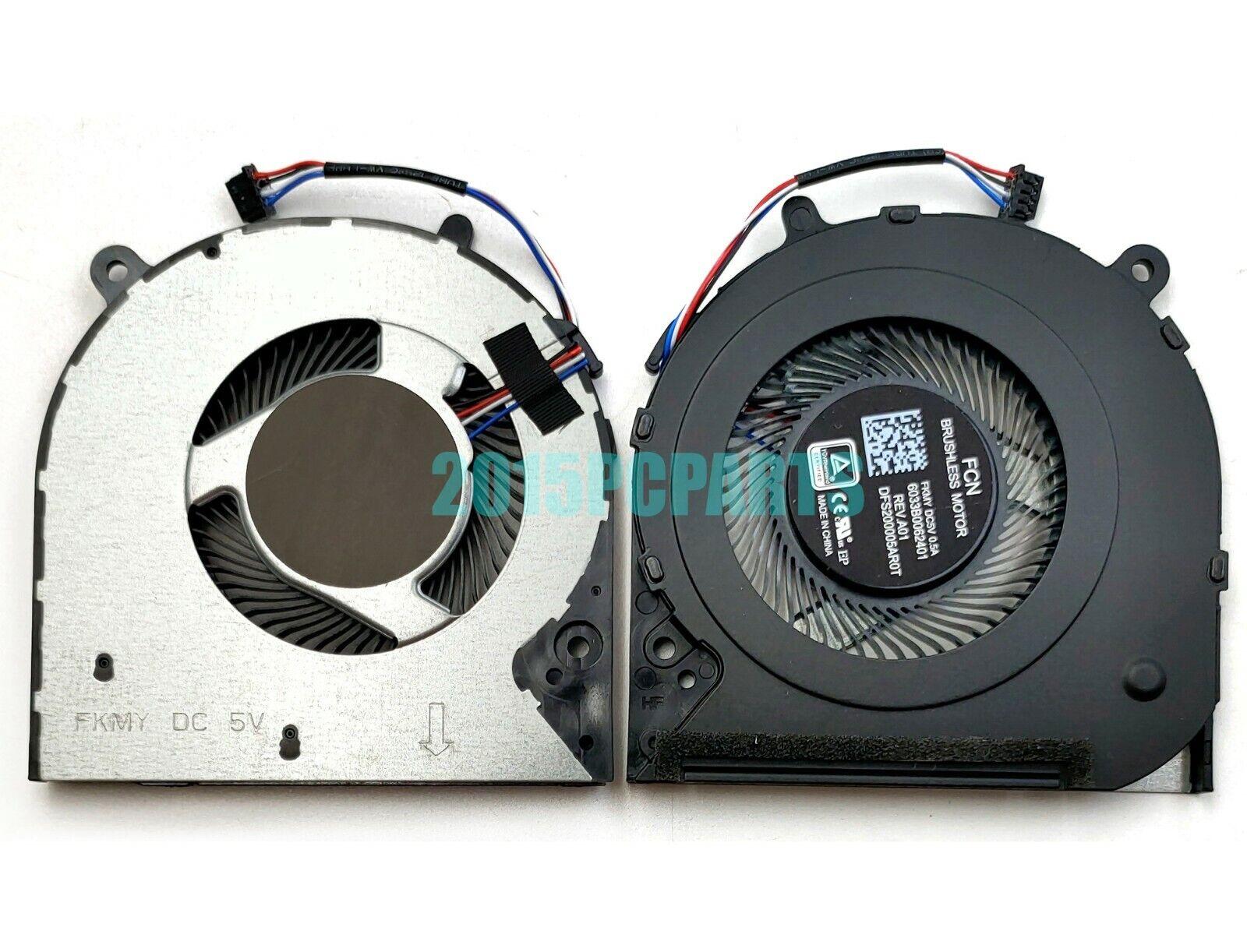 New for HP 14-cf1008ca 14-cf1011ds 14-cf1012ds 14-cf1013ds CPU Cooling Fan
