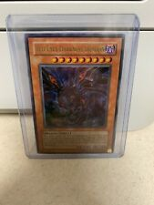 Red-Eyes Darkness Dragon Ultra Rare NM Dragon/'s Roar Yugioh SD1-EN001