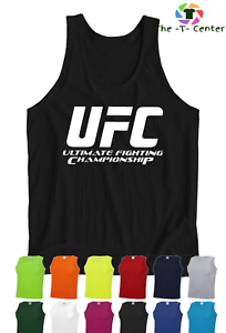 UFC VEST UK Bodybuilding VEST Gym Workout Training