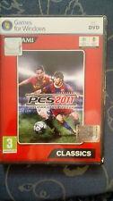 PES 11 Pro Evolution Soccer 2011   PC SIGILLATO EDIZIONE ITALIANA CLASSICS