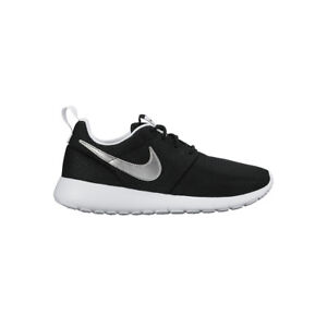 61a16c436e7 ... order nike roshe one gs kids trainers black silver shoes 6 uk 39 eu  ebay 4b0bc
