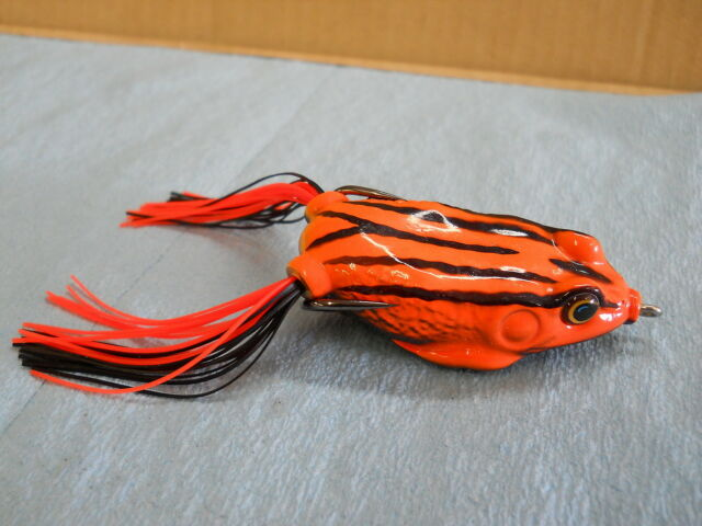 NEW RATTLE FROG HOLLOW BODY TOP WATER LURE F2