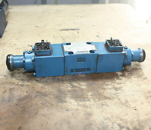 REXROTH 3DREP 6 C-14/25A24NZ4M 00408856 Solenoid Operated ...