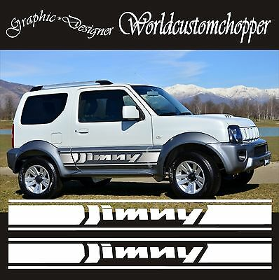 Bello Fasce Sottoporta Fuoristrada Suzuki Jimny 4x4 Off Road Jeep Lieve E Dolce