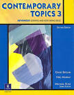 Contemporary Topics 3: Advanced Listening and Note-Taking Skills: Student Book by Neil Murray, David Belgar (Paperback, 2002)