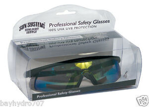 Professional-UV-Safety-Glasses-HPS-amp-MH-Lights-in-Grow-Rooms-SAVE-W-BAY-HYDRO