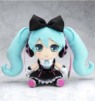 2019 Vocaloid Hatsune Miku Magical Plush Toy Stuffed Doll 13inch Kids Xmas Gift