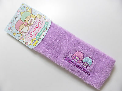 Brand New!! KAWAII Sanrio Little Twin Stars Hair Band KiKi & LaLa FREE SHIPPING