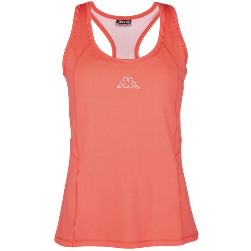 Kappa Paloma Damen Sport Trainings Fitness Freizeit Top Oberteil 303131 mix neu