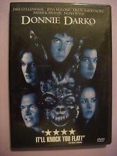 DVD ~ DONNIE DARKO 2005 Drew Barrymore,Patrick Swayze, Jake Gyllenhaal,Noah Wyle