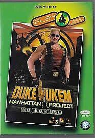 Duke Nukem Manhattan Project, til pc, action