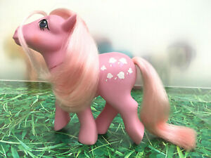 My-Little-Pony-G1-Lickety-Split-Vintage-Toy-Hasbro-1984-Collectibles-MLP