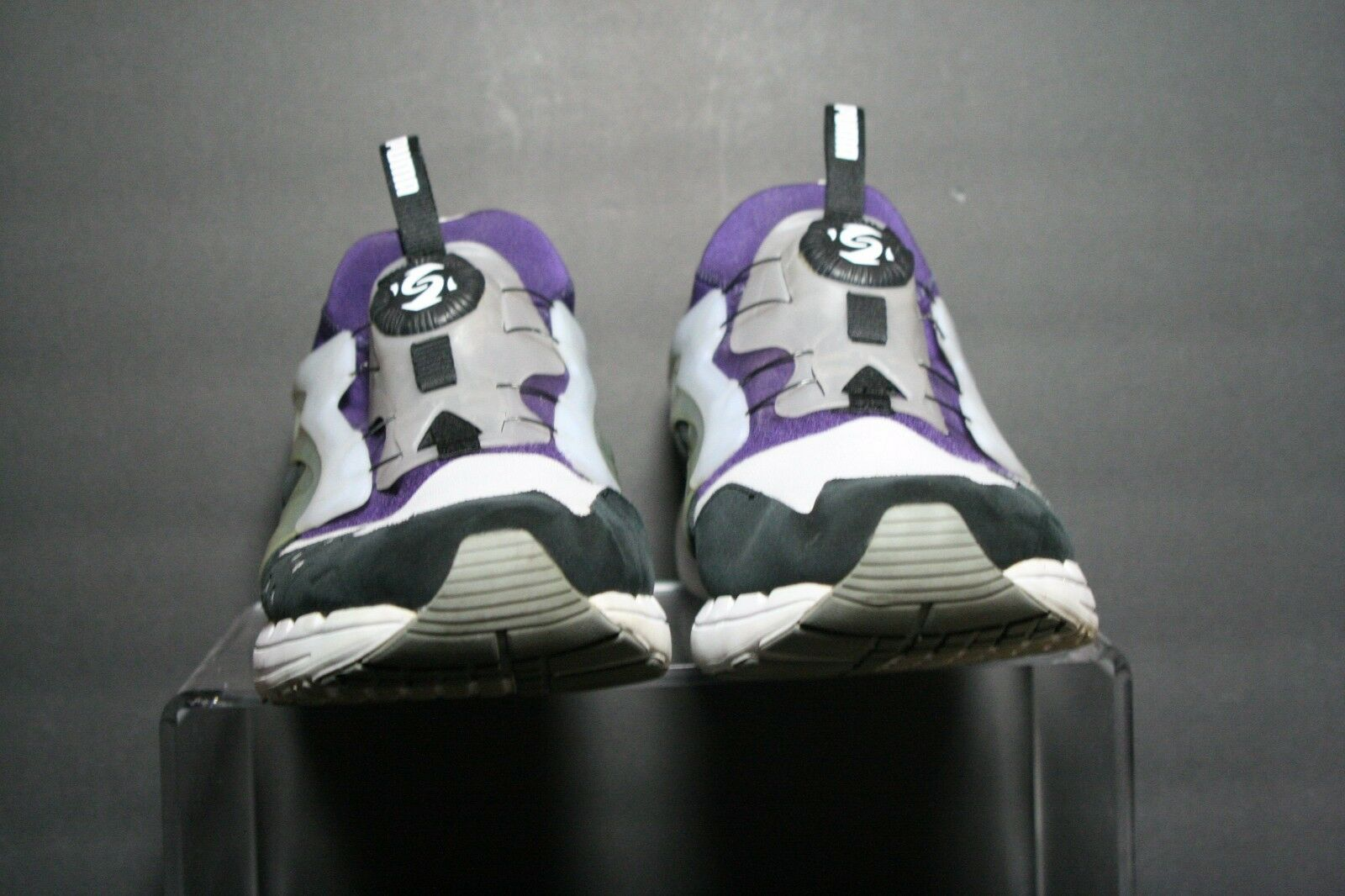 Puma Future Disc Blaze Lite Sneakers Hipster Athletic Multi Purple Men's 14