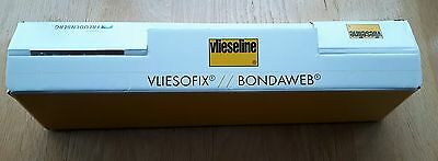 Applique Fabric AKA Bondaweb Iron on Vilene Adhesive Webbing on Paper 75cm wide