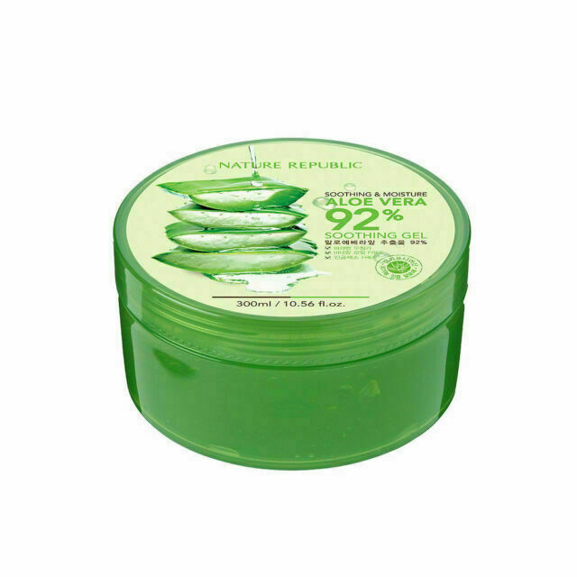 Nature Republic Soothing and Moisture Aloe Vera 92% Soothing