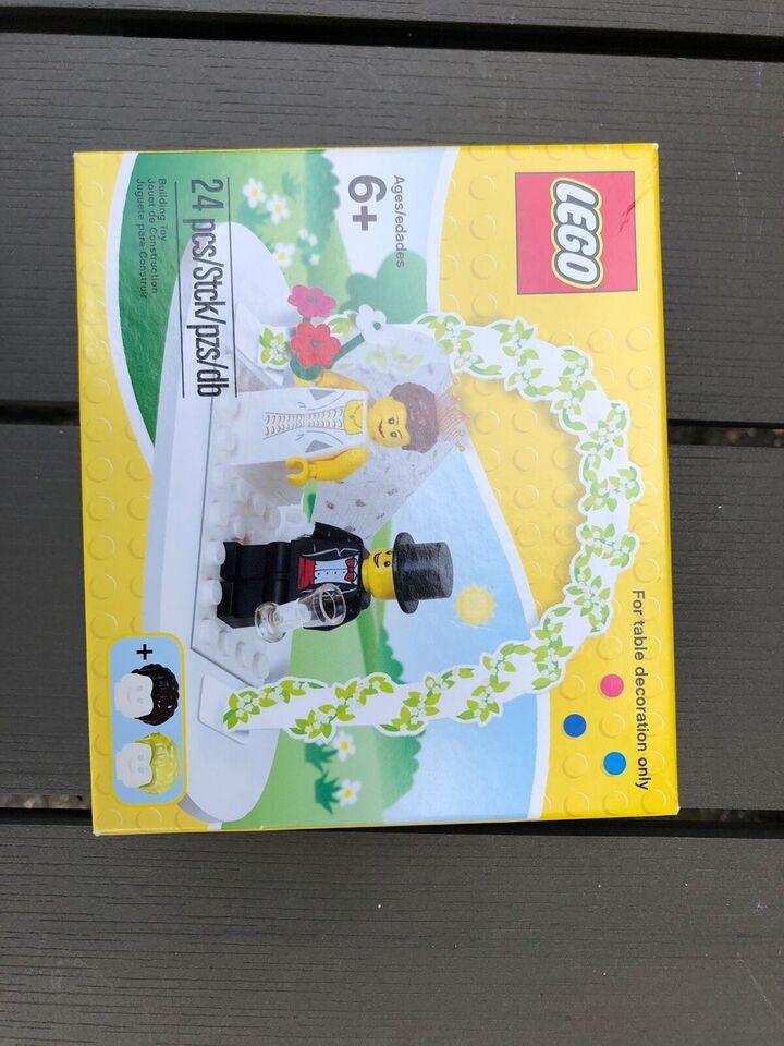 Lego andet, Brudepar