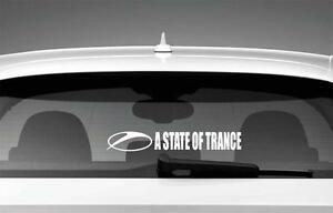 A-State-of-Trance-Armin-Van-Buuren-Car-Sticker-Styling-Decal-White