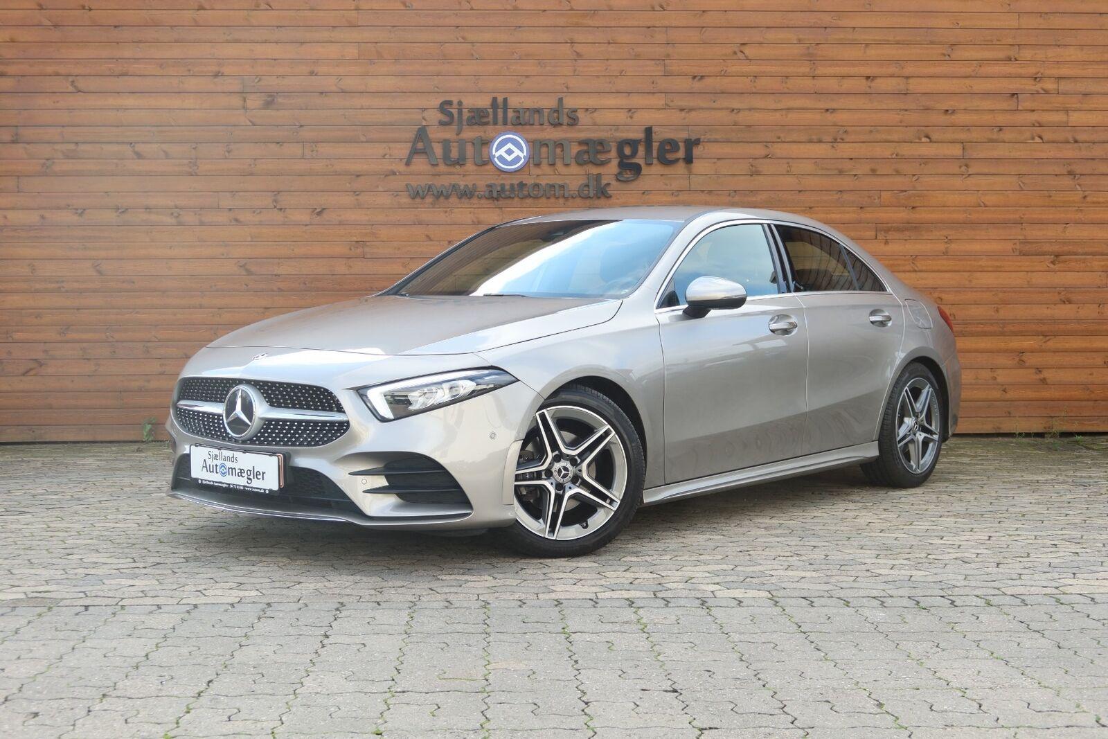 Mercedes A200 1,3 AMG Line aut. 4d - 2.154 kr.