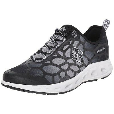 Columbia Men Athletic Shoes Megavent Hybrid Water-drainable Shoe Black