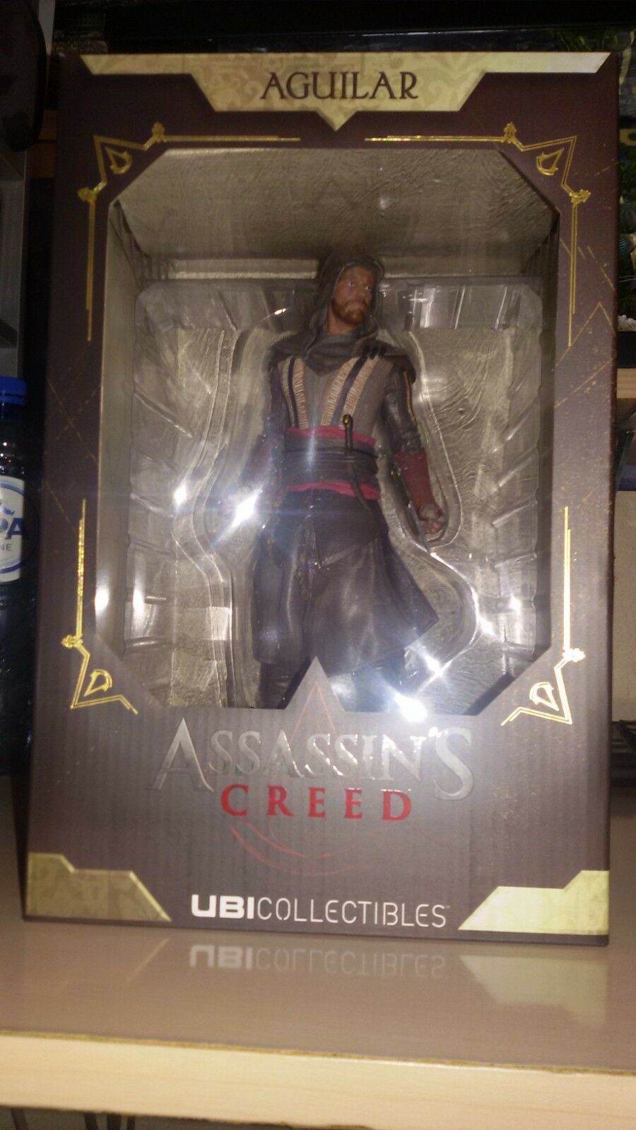 ASSASSINS ASSASSIN'S CREED MOVIE - AGUILAR FIGURINE 24 cm