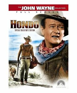 Hondo dvd Region 1 USA edition - Edinburgh, United Kingdom - Hondo dvd Region 1 USA edition - Edinburgh, United Kingdom