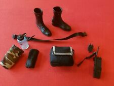 Gi joe USN flight deck crew ordanance red headgear  1//6th scale toy accessory