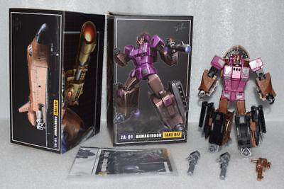 New Transformers Toys Zeta ZA-01 Armageddon Take Off Blast Off in Stock