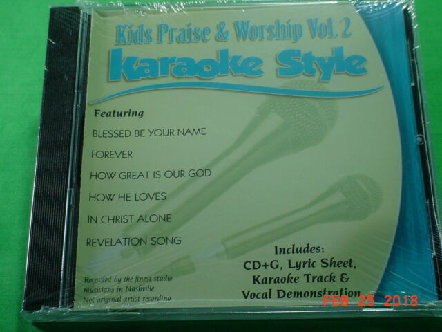 Favorite Hymns Volume 5 Christian Karaoke Style New Cd+g Daywind 6 Songs 2019 Official Karaoke Entertainment Karaoke Cdgs, Dvds & Media