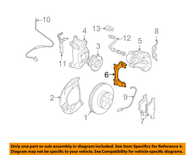bmw 34116753661 genuine oem factory original carrier ebay rh ebay com 2006 BMW 525I Interior 2007 BMW 525I Problems