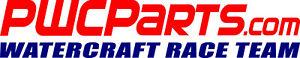 PWCPARTS Watercraft Race Team Vinyl Decal Sticker Jet Ski SeaDoo Yamaha Kawasaki