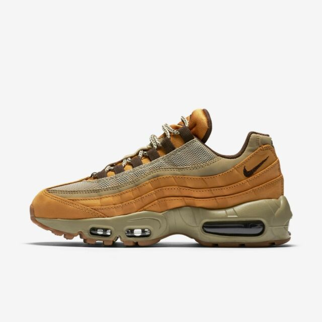 new arrival ea9df c488c NIKE WOMENS AIR MAX 95 WINTER UK SIZE 4 - 6 TRAINER RUNNING SHOE BRONZE NEW