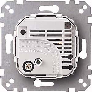 Merten Merten Merten Raumtemperaturregler-Einsatz mit Wechselkontakt 536400 AC 230V | Hohe Qualität und Wirtschaftlichkeit  265746